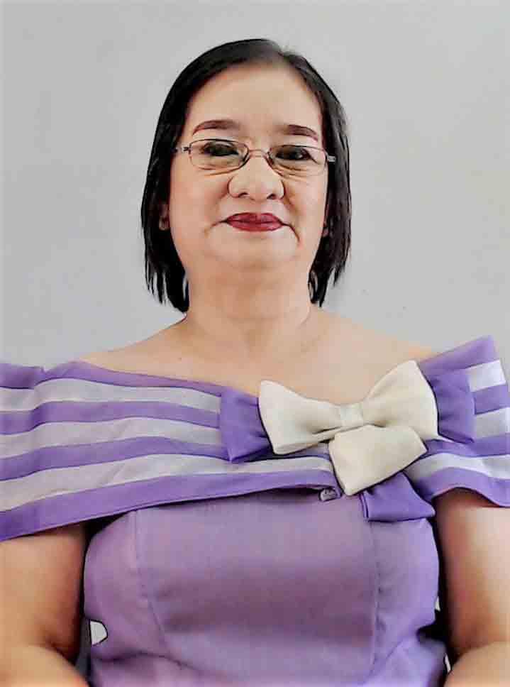Prof. Josefina V. Velecina