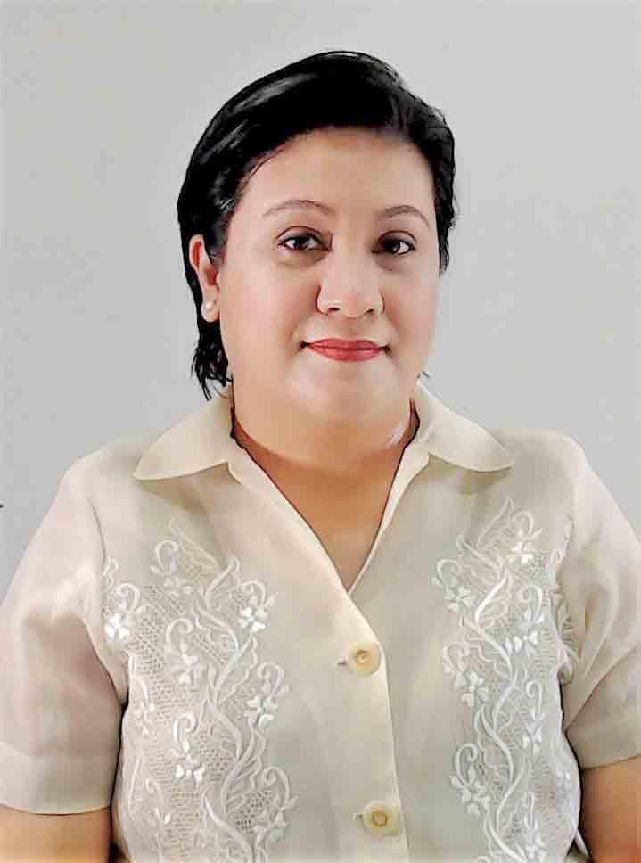 Mrs. Marie Rose P. Saldua