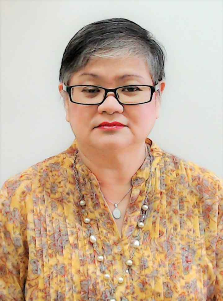 Prof. Maria Elena S,O Cruz