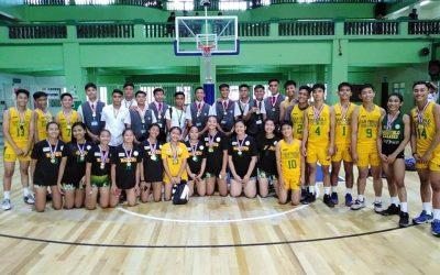 Congratulations, SPC Ravens for winning big at Palarong Panglunsod 2019.