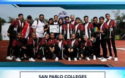 Congratulations to the San Pablo Colleges pride! We are proud of you!