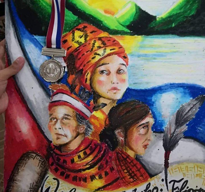 Congratulations Frances Alea Garcia!