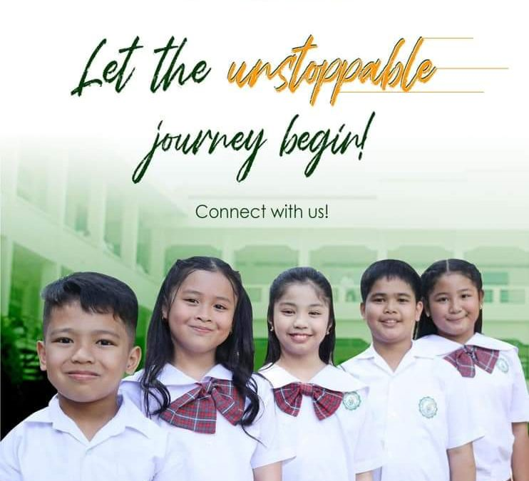 Be one of the unstoppable SPCians.Be part of the Grade School department.