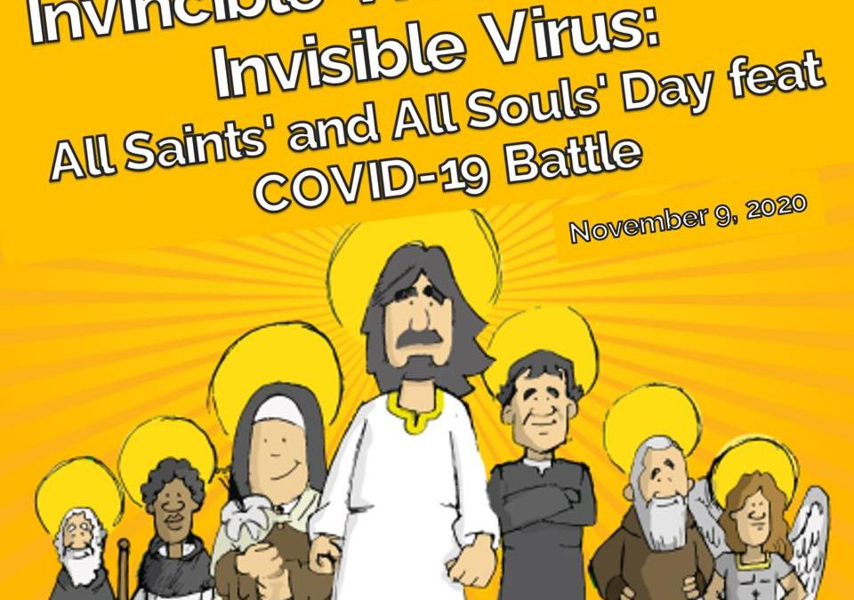 Invincible Victors Defeat Invisible Virus