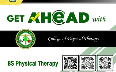 Bringing you closer to a brighter future with San Pablo Colleges College Department – College of Physical Therapy
