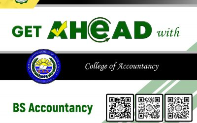 Bringing you closer to a brighter future with San Pablo Colleges College Department – College of Accountancy