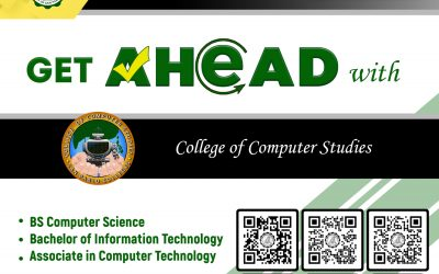 Bringing you closer to a brighter future with San Pablo Colleges College Department – College of Computer Studies