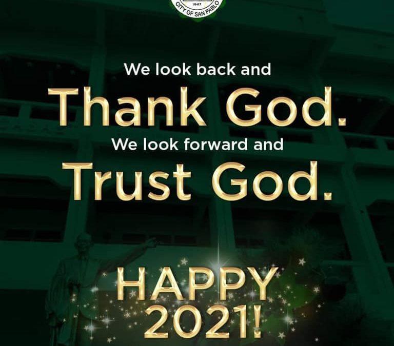 Happy new year SPCians!