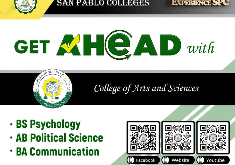 SPC College of Arts and Sciences